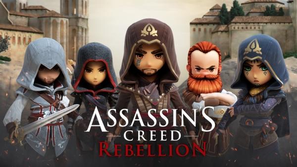 Ubisoft анонсировала уникальный Assassin's Creed для Android и iOS