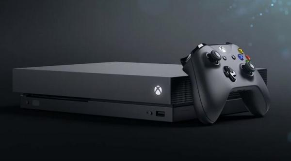 Microsoft представила игровую приставку Xbox One X. Продажи стартуют в ноябре по цене 500 долларов