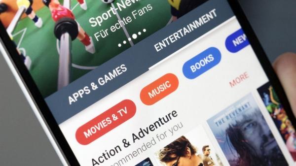 В Google Play появился новый раздел с лучшими приложениями