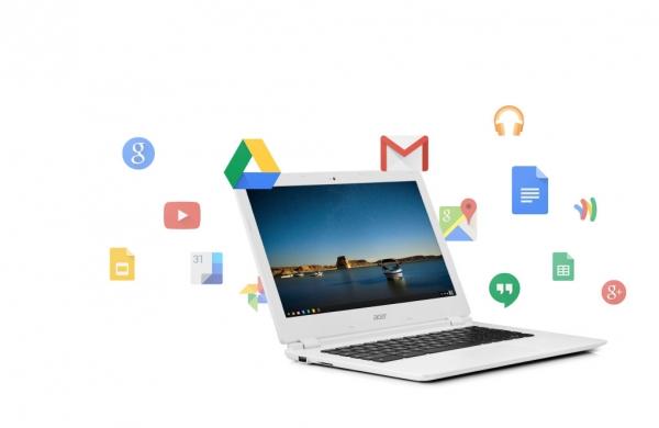 Поддержку запуска Android приложений получили новые модели хромбуков Acer, Dell, ASUS, HP, Lenovo и Samsung