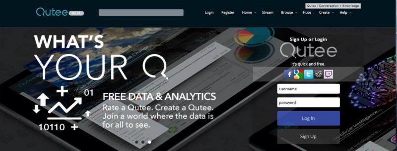 Qutee.com — искусственный интеллект на службе маркетинга