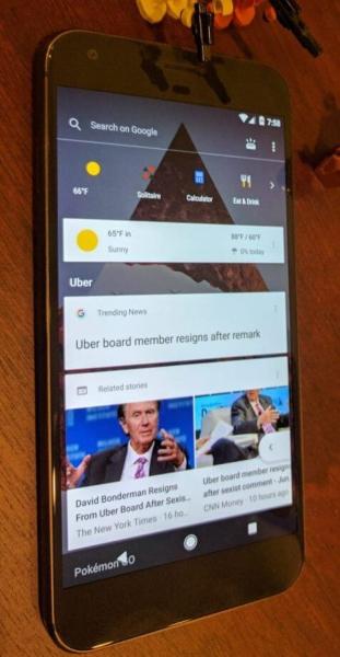 Google тестирует новый интерфейс Google Now