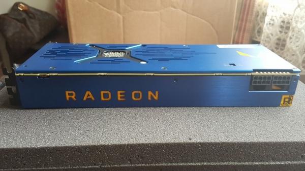 Тесты адаптера Radeon Vega Frontier Edition в пакете 3DMark демонстрируют производительность, равную GeForce GTX 1080