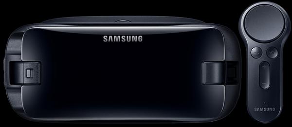 Samsung работает над гарнитурой VR с дисплеем OLED, плотность пикселей которого достигает 2000 на дюйм