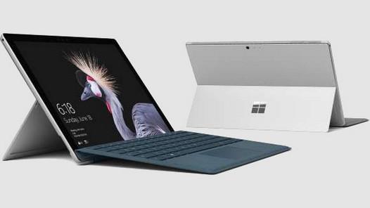 Обновленные версии планшета Microsoft Surface Pro поступили в продажу