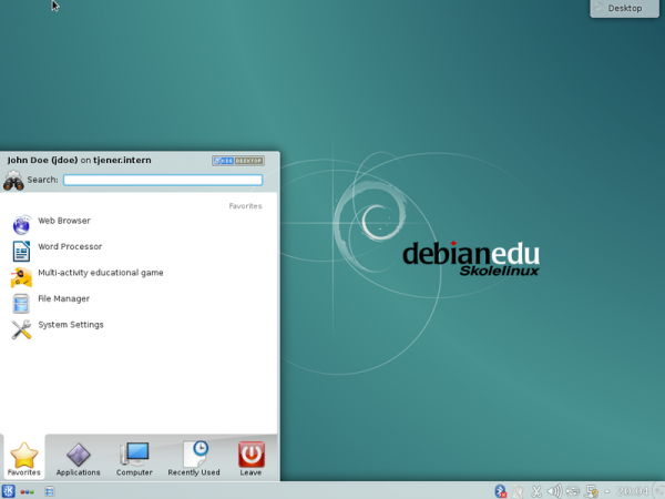 Проект Debian выпустил дистрибутив для школ — Debian-Edu 9