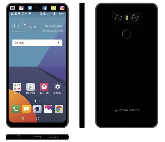 В LG V30 появится востребованная многими функция