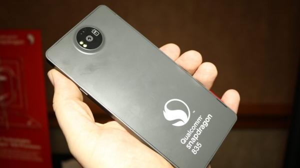 Snapdragon 660 позиционируется как упрощенная версия Snapdragon 835