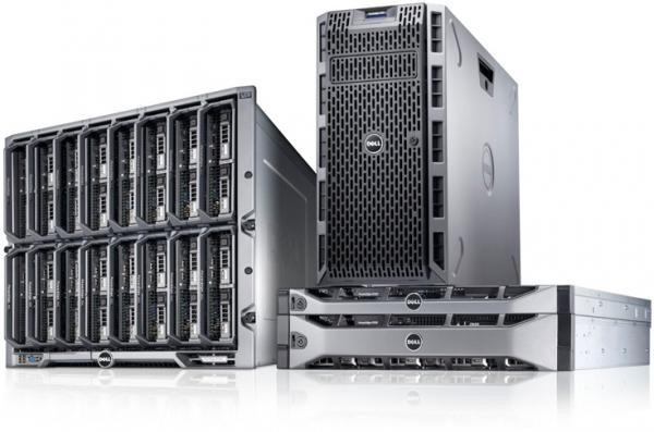 По подсчетам Gartner, продажи серверов за год сократились на 4,5%