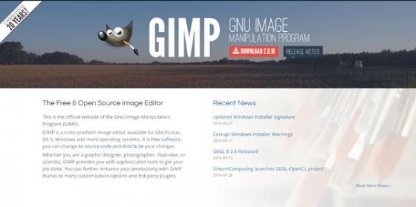 Photoshop или GIMP — что лучше?