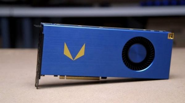 Профессиональная карта Radeon Vega Frontier Edition оценивается в 1000 долларов