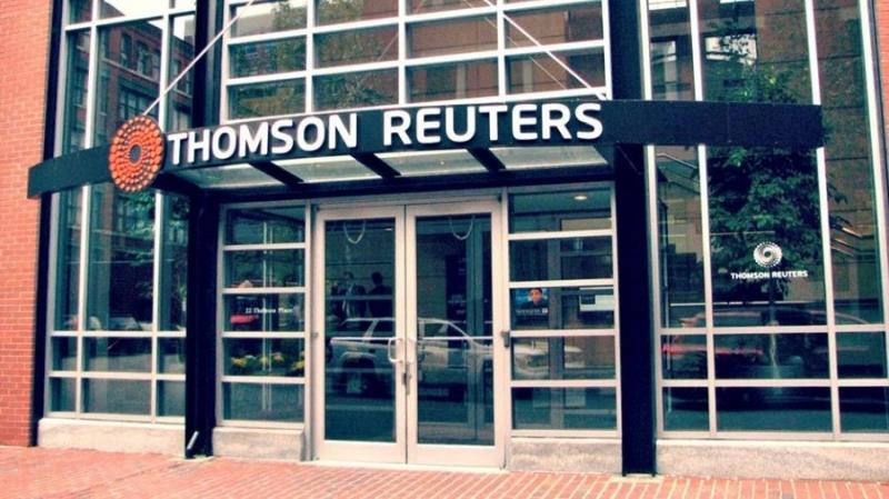 Thomson Reuters участвует в пилоте оракула B1IQ