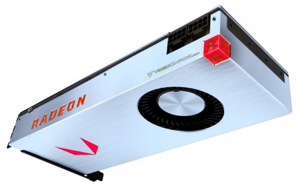 Видеокарта Radeon RX Vega требует «чертовски много энергии»