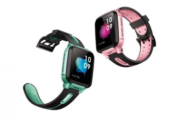 Qualcomm представила детские умные часы Xiaotiancai Z3, основанные на SoC Snapdragon Wear 2100