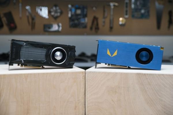 Первые тесты 3D-карты Radeon Vega Frontier Edition демонстрируют огромное преимущество над Nvidia Titan Xp