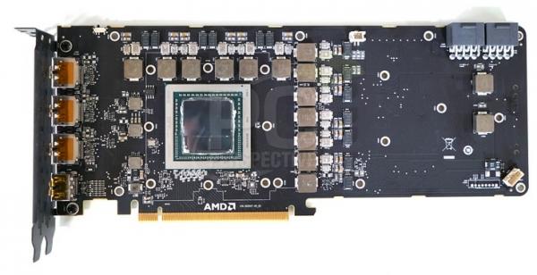 Появились снимки печатной платы 3D-карты Radeon Vega Frontier Edition и данные о реальном энергопотреблении