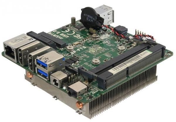 Системная плата Sapphire BP-FT3bGS базируется на SoC AMD G-серии