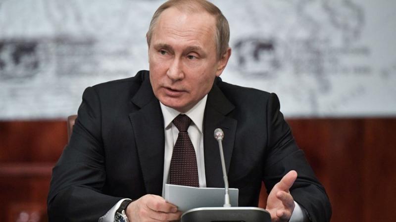 Чиновники предупредили Путина о возможном криптоанархизме