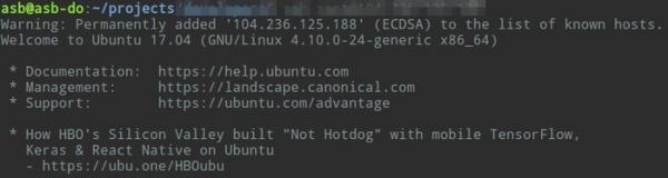 Представитель Canonical опроверг размещение рекламы через текстовые подсказки MOTD в Ubuntu