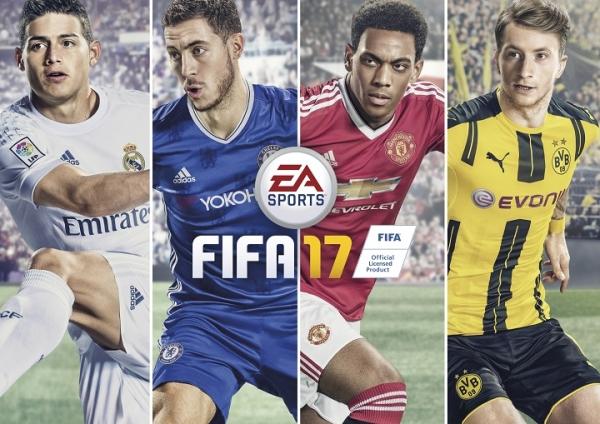 Хакеры обошли DRM-защиту Denuvo в FIFA 17