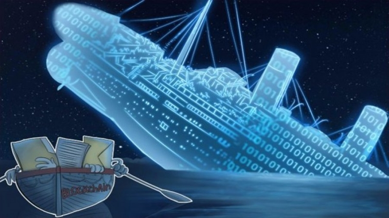 Банковские гиганты начинают использовать блокчейн для резервного копирования и обработки транзакций