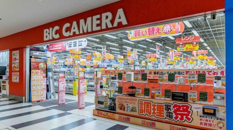 Японская сеть Bic Camera начала принимать биткоины во всех магазинах