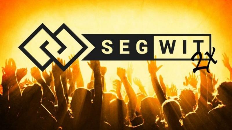 Майнеры начали досрочно голосовать за SegWit2X