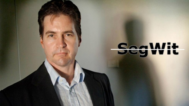 Самопровозглашенный создатель Биткоина Крейг Райт объявил войну SegWit