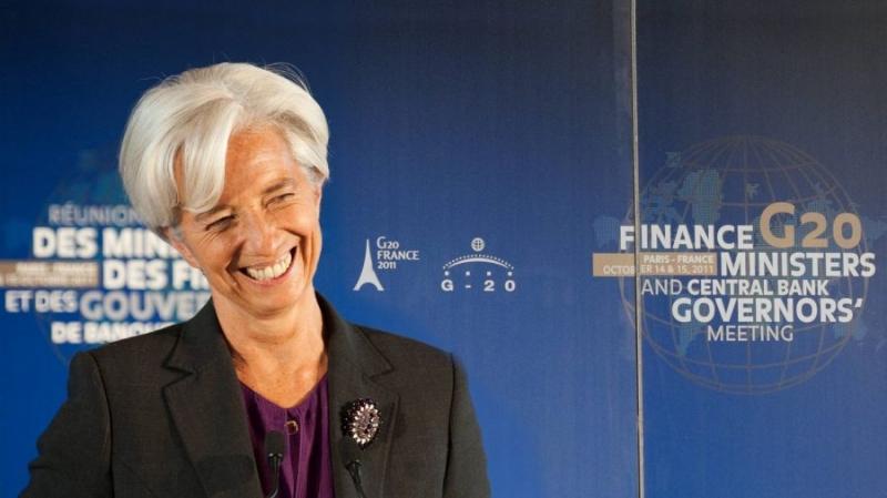 Глава МВФ назвала блокчейн средством защиты от терроризма