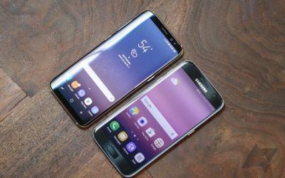 Samsung заявила, что Galaxy S8 опережает по продажам Galaxy S7 на 15%