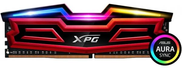 Модули памяти Adata XPG Spectrix D40 рассчитаны на флагманские платформы Intel и AMD