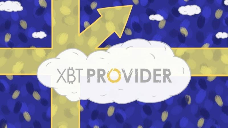Шведская XBT Provider объединилась с Xapo для хранения криптовалют