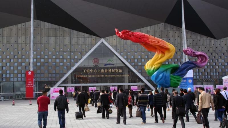Китайский выставочный рынок внедряет блокчейн