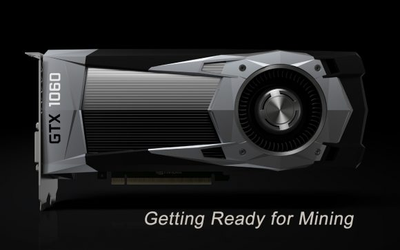 Специализированные GPU от Nvidia для майнинга?