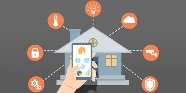 В прошлом году 16,7% домохозяйств Северной Америки были оснащены системами умного дома