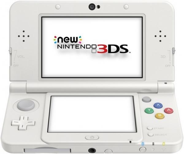Nintendo прекращает продажи приставки New 3DS