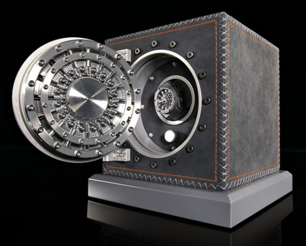 Команда SparkFun Electronics вскрыла сейф крупнейшего производителя SentrySafe