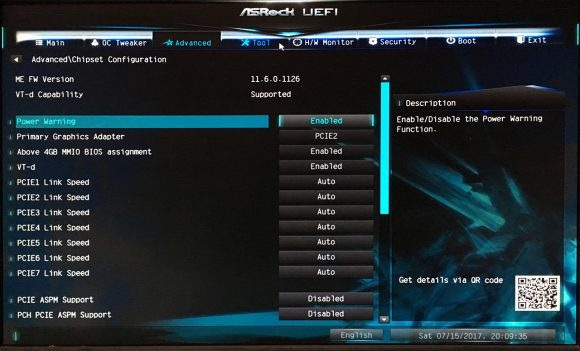 Эксперименты с AsRock H110 Pro BTC + с 13x GTX 1070