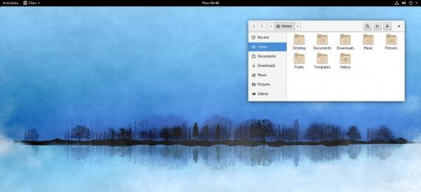 Релиз Linux-дистрибутива Fedora 26