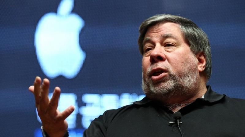 Сооснователь Apple Стив Возняк доволен купленными по 700$ биткоинами