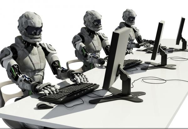 Google вложился в роботов-журналистов