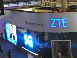 ZTE увеличивает вдвое бюджет на развитие 5G-сетей