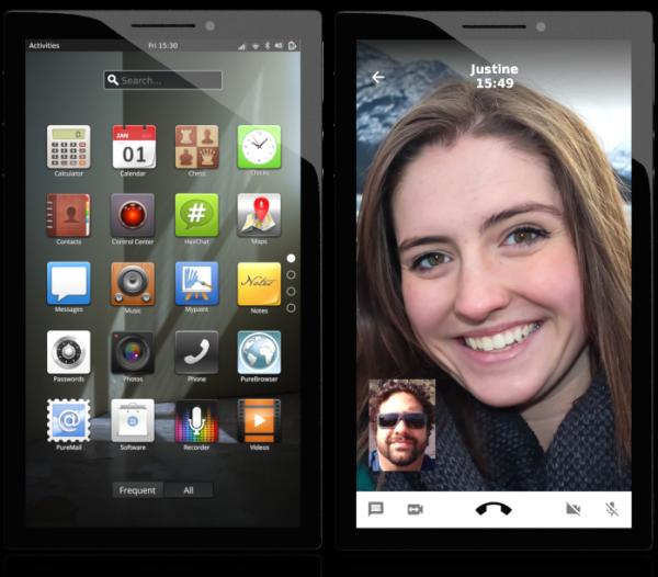 Компания Purism намерена выпустить смартфон Librem 5 на базе СПО и Linux