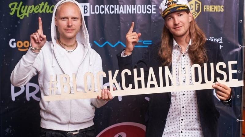 15 августа BlockchainHouse провел закрытую встречу спикеров ICO-Hypethon в Санкт-Петербурге