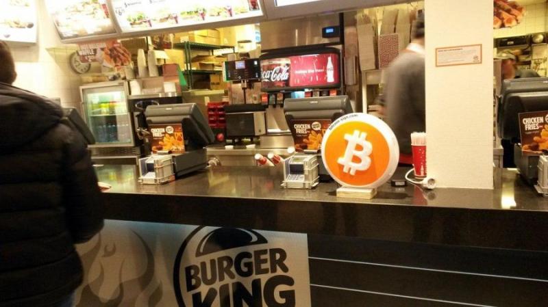 Burger King выпустил токены вопперкоин