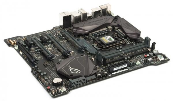 Опубликован список первых материнских плат на чипсете Intel Z370