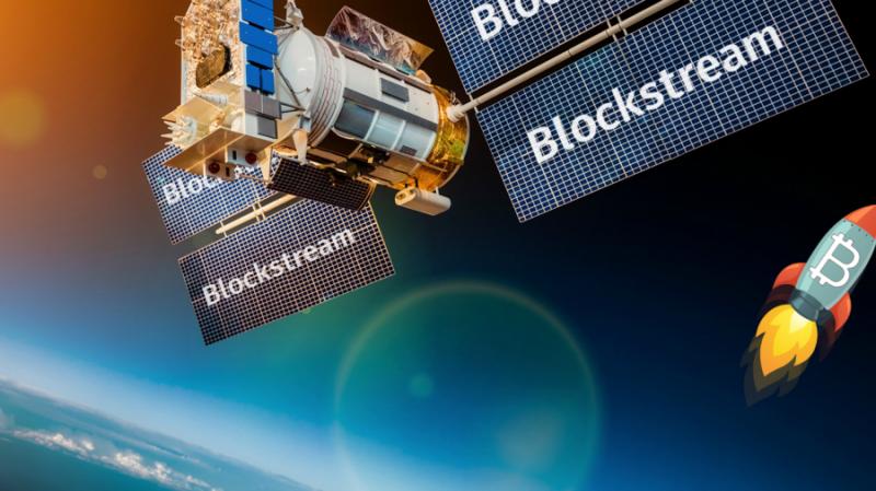 Blockstream запускает передачу данных блокчейна через спутники