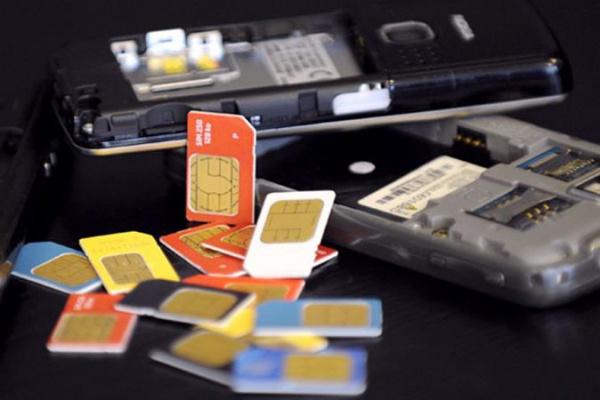 Украинские власти собираются ввести обязательную регистрацию SIM-карт