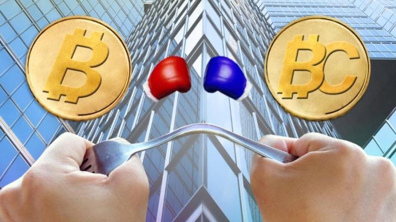 Гонка майнеров: Bitcoin Cash догоняет Bitcoin по хэшрейту