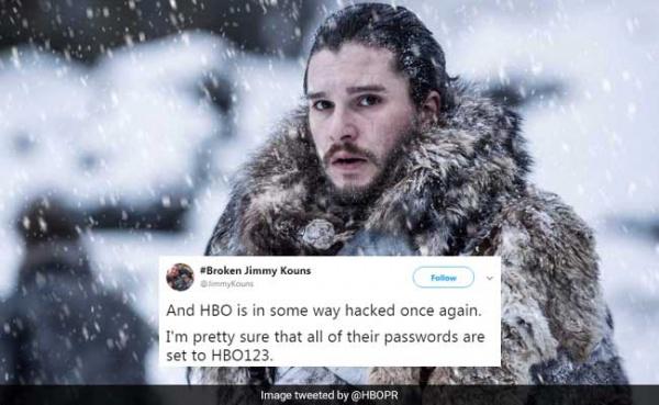 Продолжение атаки на HBO. Хакеры взломали учетные записи в Twitter и Facebook